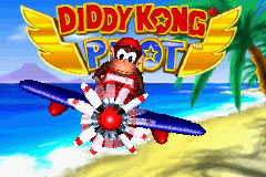 Diddy Kong Pilot (2001 build)