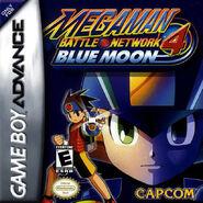Mega Man Battle Network 4 Blue Moon (NA)