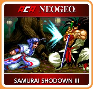 Samurai Shodown III