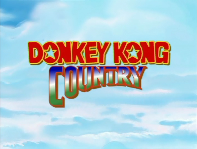Donkey Kong Country (TV series)