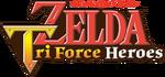 Zelda Tri Force Heroes logo transparent.png