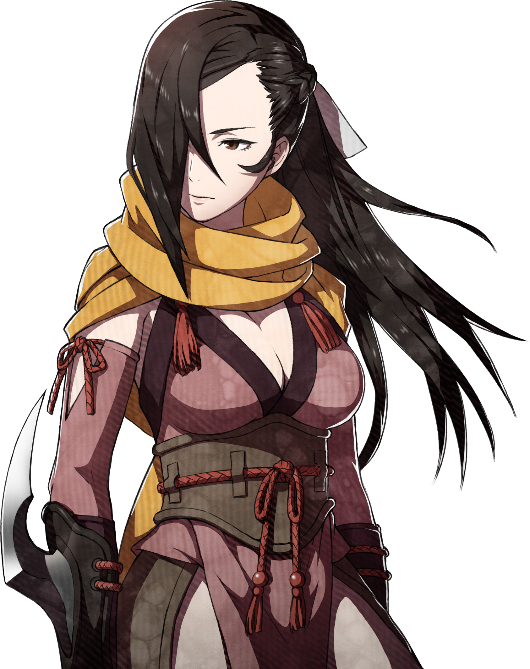 Kagero Fire Emblem / As lord ryoma's retainer, it is my duty to follow his every order.