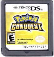 Pokémon Conquest Cartridge