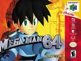 Mega Man 64