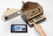 Nintendo Labo - Learn - Piano