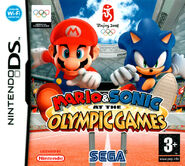 Mario & Sonic at the Olympic Games (EU)