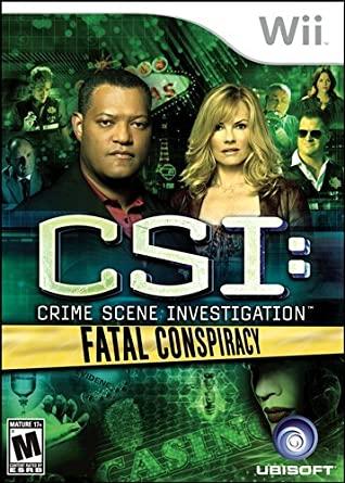 CSI: Fatal Conspiracy