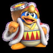 Super Smash Bros. Ultimate - Character Art - King Dedede
