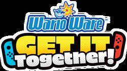 WarioWare Get it Together! logo.png