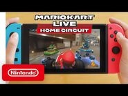 Mario Kart Live- Home Circuit - Overview Trailer - Nintendo Switch