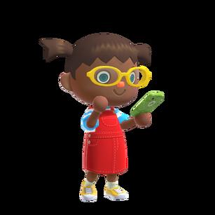Animal Crossing New Horizons - Character artwork 10