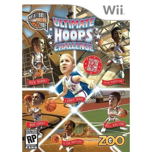 Basketball Hall of Fame: Ultimate Hoops Challenge