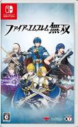 Fire Emblem Warriors (Switch JP) boxart