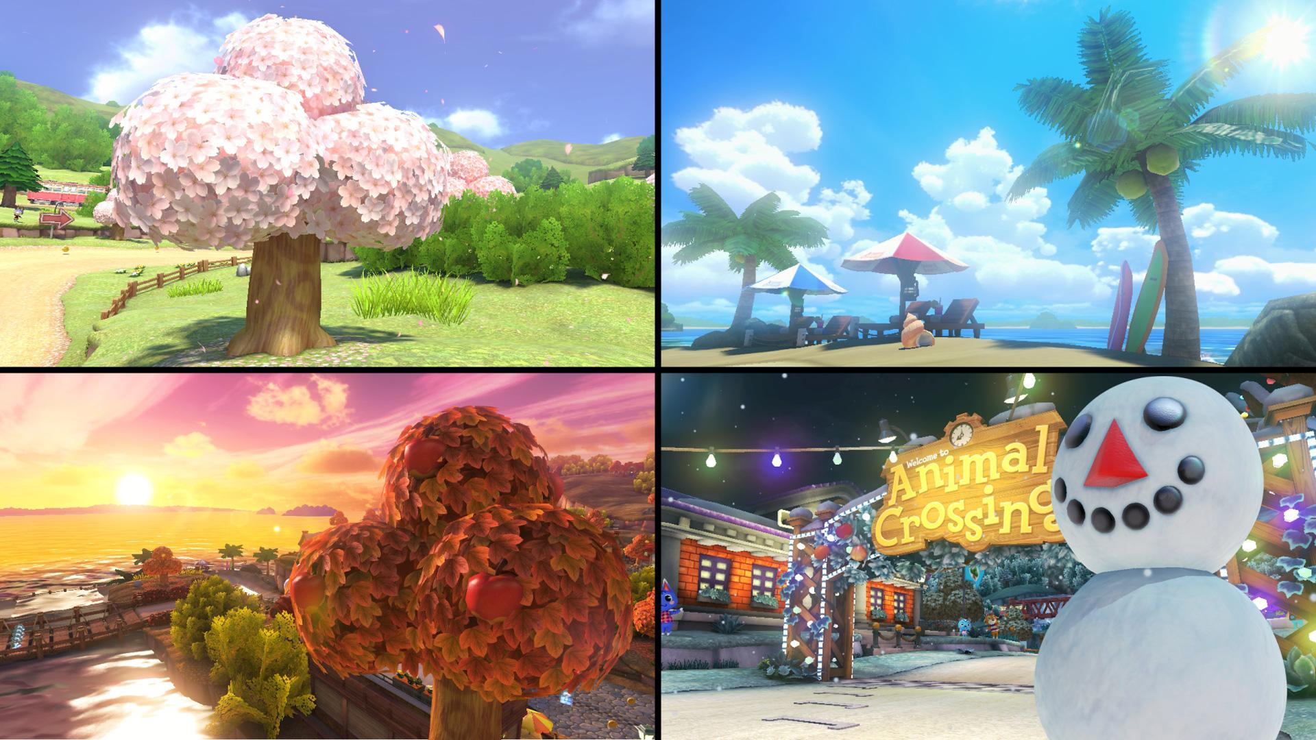 Animal Crossing (Mario Kart)