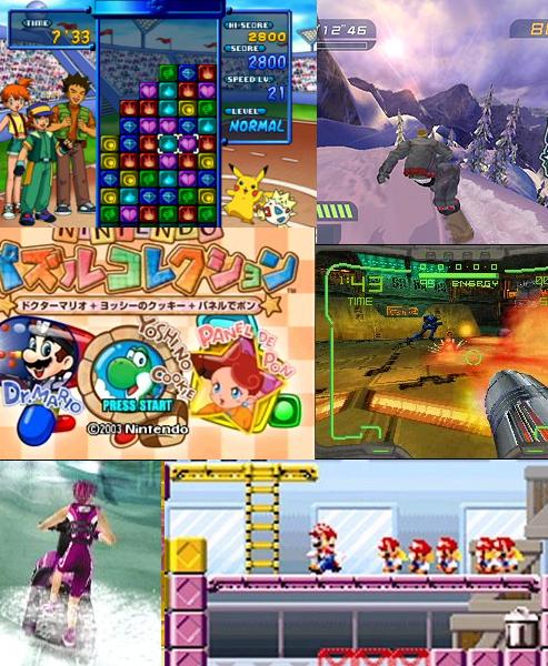Nintendo Software Technology