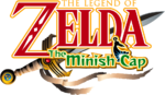 The Legend of Zelda - The Minish Cap (logo).png