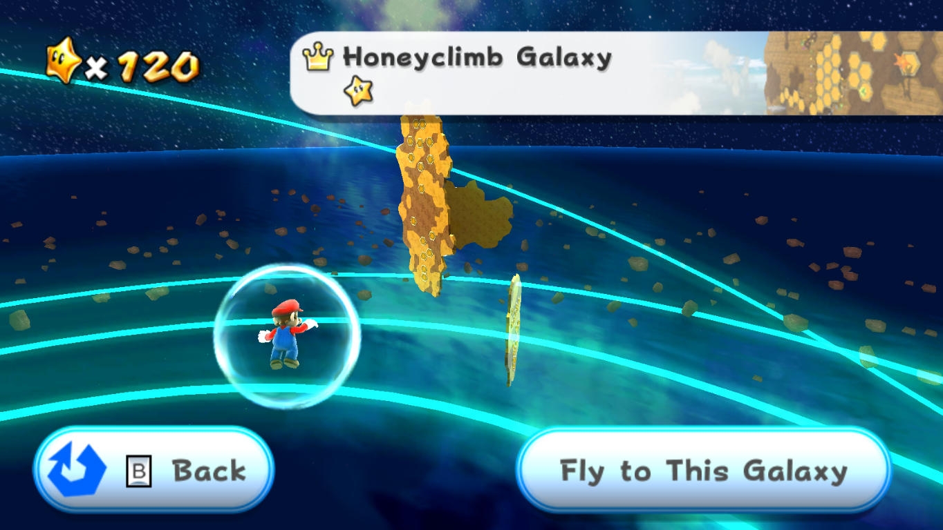 Honeyclimb Galaxy