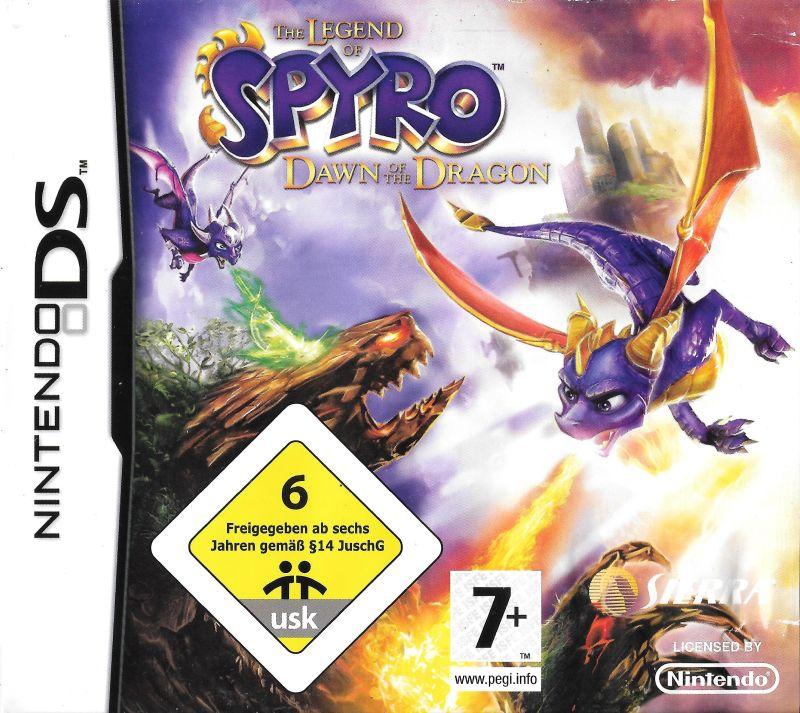The Legend Of Spyro Dawn Of The Dragon Nintendo Fandom