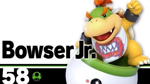 58- Bowser Jr. – Super Smash Bros. Ultimate