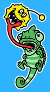 Rhythm Heaven Megamix Chameleon