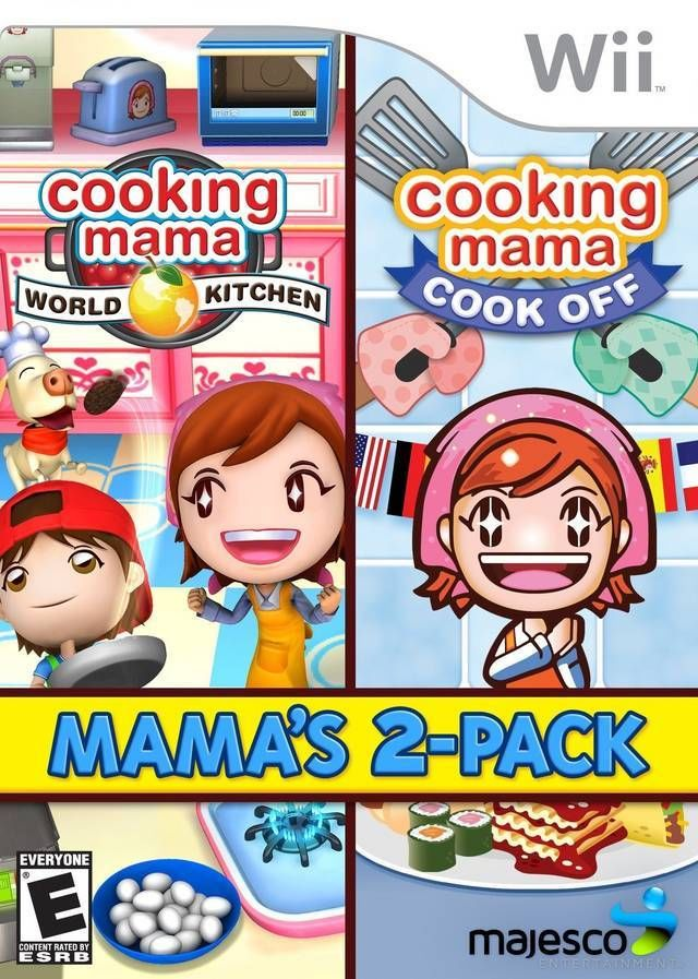 Cooking Mama: Mama's 2 Pack