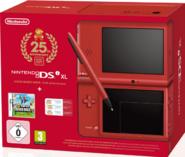DSi XL Mario