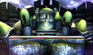 SSB3D Unova Pokemon League Omega
