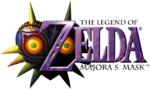 The Legend of Zelda Majora's Mask logo.png