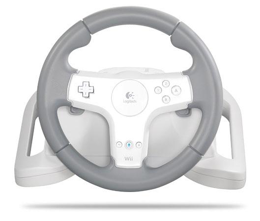 Logitech speed force racing wheel