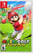 Mario Golf Super Rush (NA)