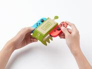Nintendo Labo - RC Car - Step 4