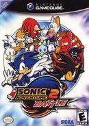 Sonic Adventure 2 Battle (NA)