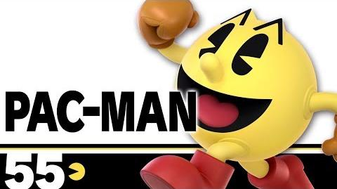 55- PAC-MAN – Super Smash Bros. Ultimate