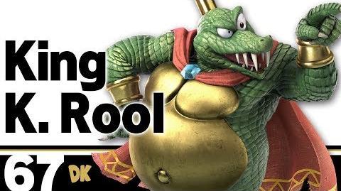 67- King K. Rool – Super Smash Bros. Ultimate