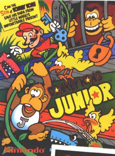 Donkey Kong Jr. (video game)