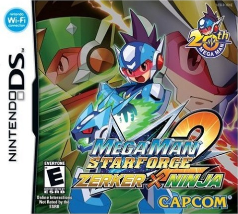 Mega Man Star Force 2