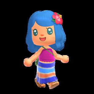 Animal Crossing New Horizons - Character artwork 04
