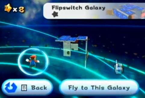 Flipswitch Galaxy