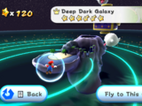 Deep Dark Galaxy