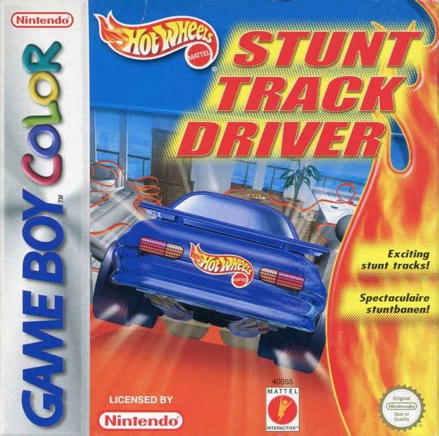 Hot Wheels: Stunt Track Driver