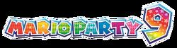 Mario Party 9 Logo.png