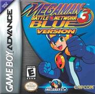 Mega Man Battle Network 3 Blue Version (NA)