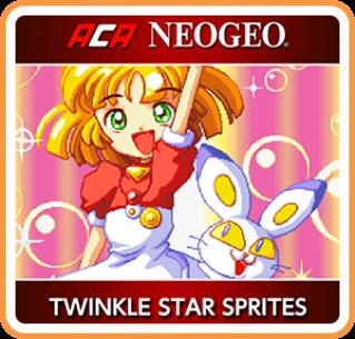 Twinkle Star Sprites