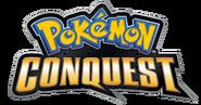 Pokemon Conquest Logo (EN)