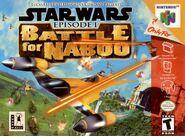 Star Wars Episode I Battle for Naboo NA