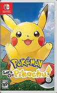 Pokémon Let's Go Pikachu (NA)