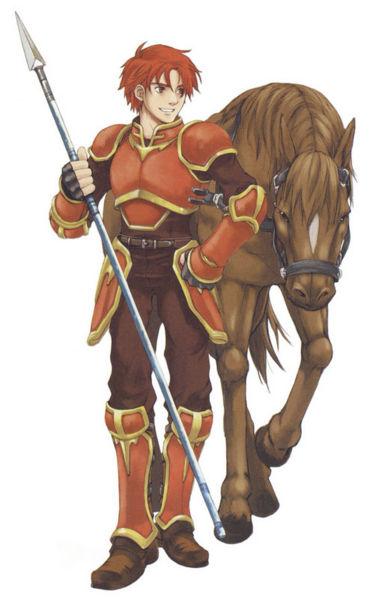 Alan (Fire Emblem)