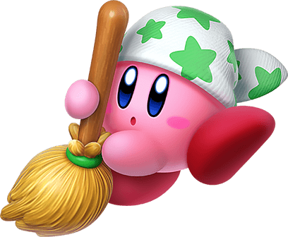 Cleaning Kirby