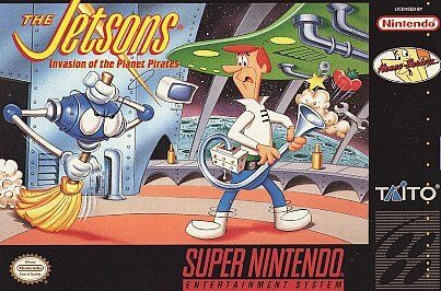 The Jetsons: Invasion of the Planet Pirates