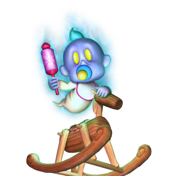 Luigi's Mansion - Character Artwork - Chauncey.png